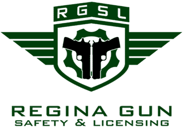 Regina Gun Safety & Licensing Logo